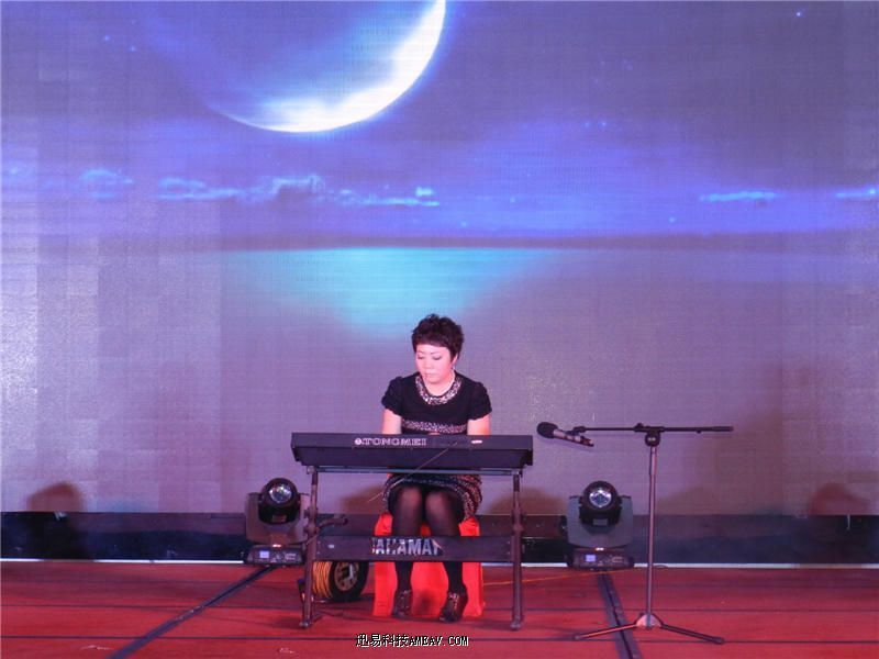 电子琴独奏